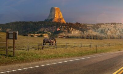 American Truck Simulator shares soothing 20-minute tour of upcoming Wyoming expansion