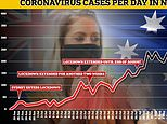 NSW records 345 new Covid-19 cases and two deaths