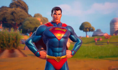 Where to find Clark Kent, Armored Batman, and Beast Boy in Fortnite