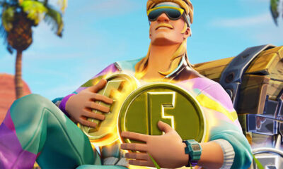 Fortnite x Free Guy: Where to place coins around the map