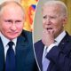 What happened to those sanctions, Joe? Biden getting briefed on Russian meddling in 2022 elections