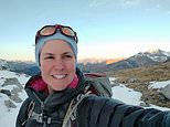 British hiker Esther Dingley 'fell 100ft to her death after losing her footing on rocky ledge'
