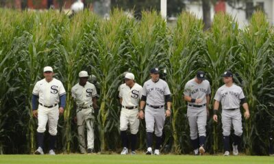 The Field of Dreams Game Was a Night to Remember. Here Are the Photos.