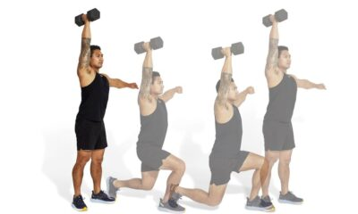 This Single-Dumbbell Workout Builds Serious Muscle
