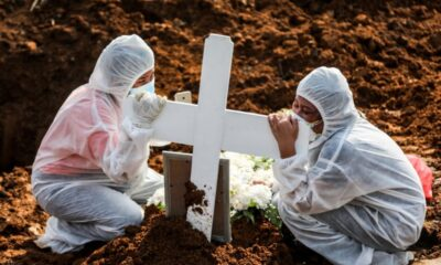 Indonesia reports most COVID-19 deaths in past week; world up 0.1%