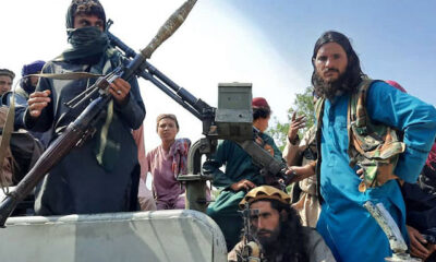 CNN's Ward: Taliban 'Chanting 'Death to America' but They Seem Friendly at the Same Time'
