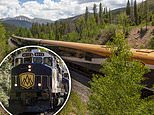 Canada's famed overnight train line the Rocky Mountaineer debuts first US route