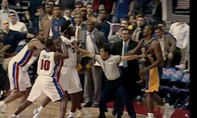 Netflix's Untold Proves John Green the Real Culprit of the NBA's Malice at the Palace
