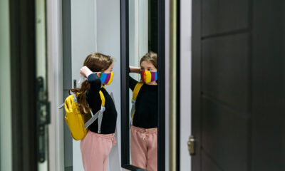Science Shows Mask-Wearing Is Largely Safe for Children