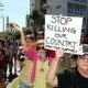Coronavirus Australia: Thousands of protestors gather at the NSW and Queensland border to protest