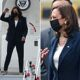 Kamala Harris touches down in Singapore for her Asian junket