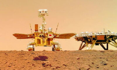 China's Zhurong rover has its mission extended, will continue exploring Mars