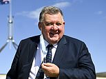 Anti Covid-19 lockdown MP Craig Kelly joins Clive Palmer's United Australia Party