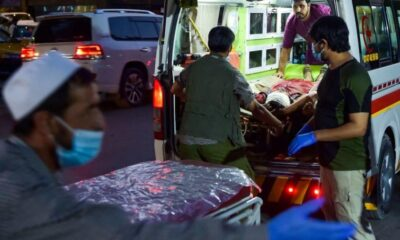 Kabul attack is likely 'de facto end' of evacuation efforts for those other than U.S. military, former Pentagon official says