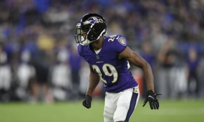 Ravens close to trading fifth-round pick Shaun Wade to Patriots