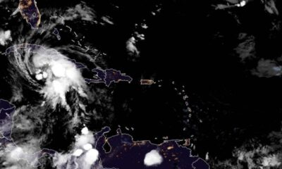 Tropical Storm Ida forms in Caribbean