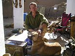 Pen Farthing reveals relief at being able to escape Kabul with his animals but not his former staff