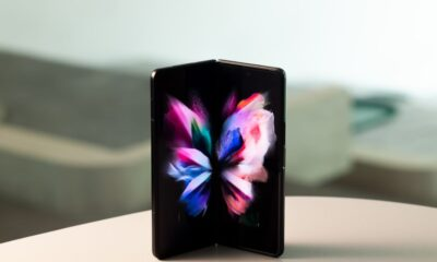 The Samsung Galaxy Z Fold 3 Makes You (Finally) Take the Foldable Phone Seriously