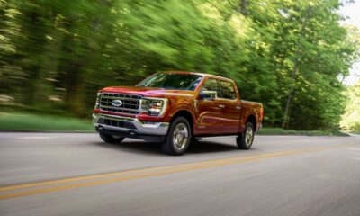 NHTSA Says Don't Drive Your 2021 Ford F-150