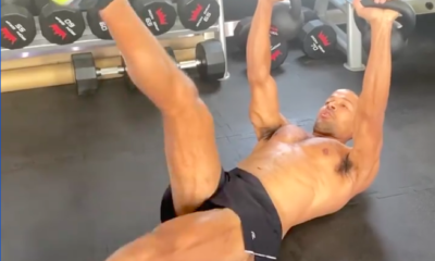 David Goggins Just Shared His Secret to Working Out Consistently for 20 Years