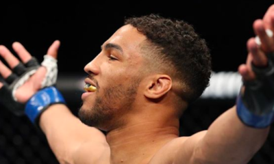 Kevin Lee says he's 'proud of what I was able to do' against Daniel Rodriguez and says his 'best performances are ahead of me'