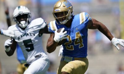 UCLA looks to continue momentum against No. 16 LSU