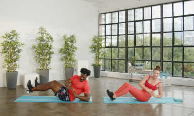 Challenge Your Obliques With This 20-Minute Bodyweight Workout
