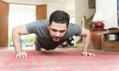 Most Americans Struggle to Do Just 5 Pushups, According to a New Survey
