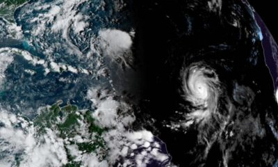 Larry poised to become a major hurricane