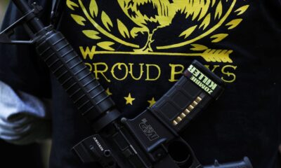 Three Schools Forced Into Lockdown After Anti-Masker Proud Boys Try to Infiltrate