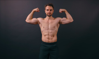 This Guy Shares the Realistic Plan He Used to Gain 30 Pounds of Muscle Naturally