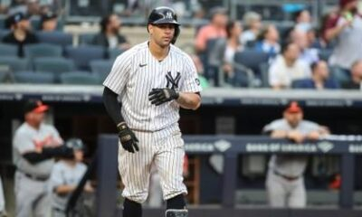 Yankees takeaways from Sunday's 8-7 loss to Orioles, including Gary Sanchez's six-RBI day