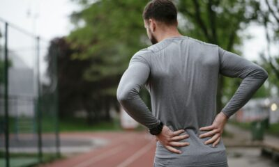 A Top Trainer Shared a 30-Second Trick for Fixing Lower Back Pain