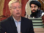 Lindsey Graham says US will REINVADE Afghanistan to deal with terrorists in Taliban's 'safe haven'