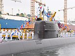South Korea fires first ballistic missile from a submarine