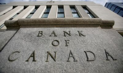 Bank of Canada keeps key rate at 0.25%, maintains QE policy