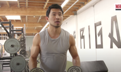 These Average Guys Tried Simu Liu's 'Shang-Chi' Workout for 30 Days
