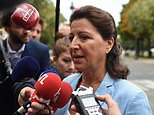 French health minister is CHARGED with 'endangering the lives of others' amid Covid