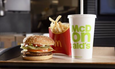 Mcdonald's Is Launching the McPlant, Its First-Ever Vegan Burger