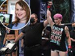 Transgender MMA fighter who used to be in US Army special forces wins debut