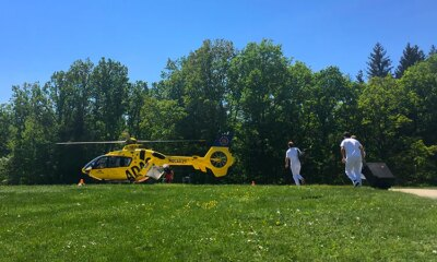 Flying Stroke Team to Rural Patients Doesn't Beat Transfer