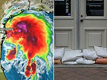 Texas under hurricane watch and Louisiana declares emergency over Tropical Storm Nicholas