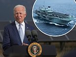 Biden to announce deal with UK and Australia today to share defense tech in effort to counter China