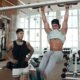 Watch This Bodybuilder Try to Keep Up With Chris Heria in the Gym
