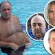 Florida poolside pic of fugitive Colombo consigliere that was posted by his SON is hurriedly deleted