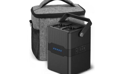 RAVPower Portable Power Station 252.7Wh Power House review: Perfect for a weekend camping trip