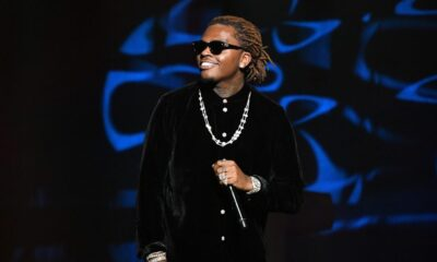 """Gunna Partners Opens """"Drip Closet,"""" No-Cost Grocery And Clothing Store In His FormerSchool"""