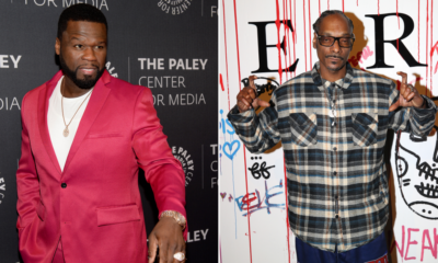50 Cent Admits He Tried To Stop Snoop Dogg From Smoking Weed On 'BMF' Set
