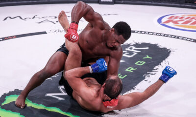 Grant Neal ready to 'just be brutal' at Bellator 266, stay undefeated