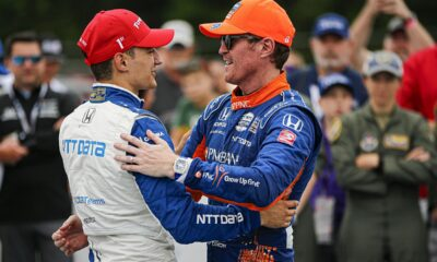 If he can't retain title, Dixon OK to play wingman for Palou